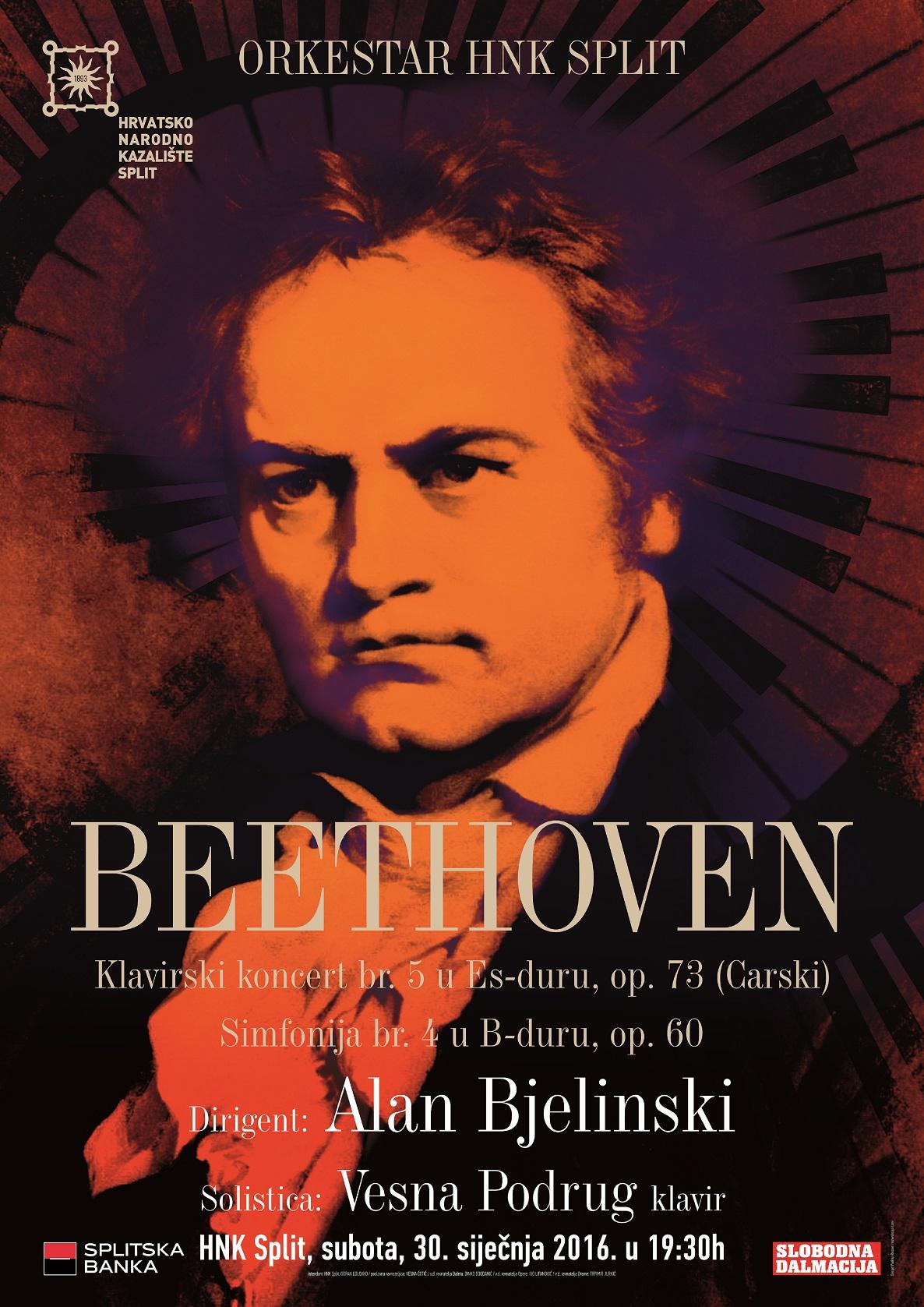 Vesna Podrug - Beethoven 5 Emperor